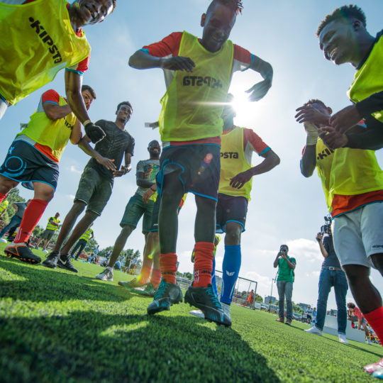 More than a game – Football including refugees: 3rd National conference