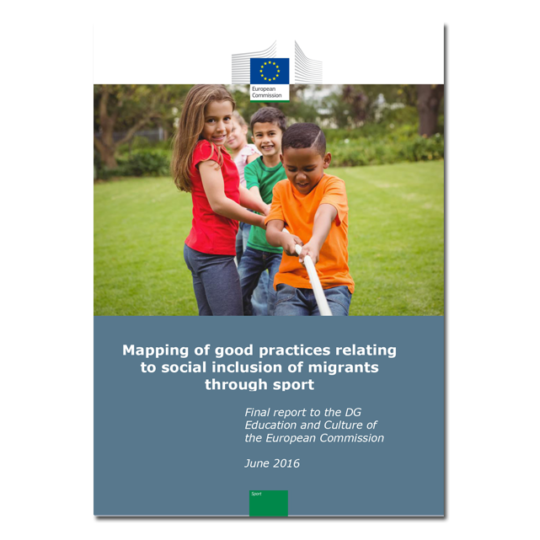 1- Mapping of good practices relating to social inclusion of migrants through sport (2016)