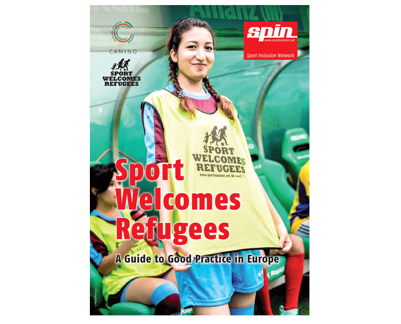 3- Sport Welcomes Refugees: A Guide to Good Practice in Europe (2018)