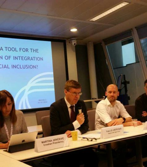 European Commission Sport Unit's first policy breakfast of 2020