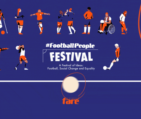 The Football People Festival opens its door in an online format this year